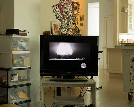 Catherine Redmond, The Military Channel, Archival Digital Print